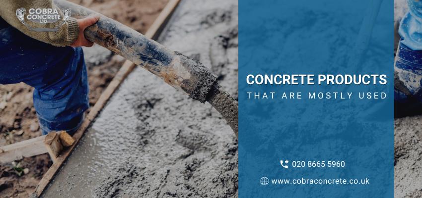 concrete suppliers in Croydon