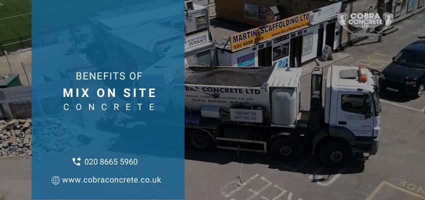 Concrete Suppliers Bexley